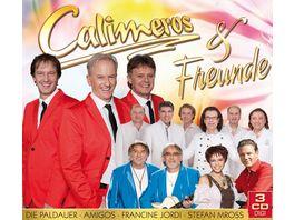 Calimeros Freunde