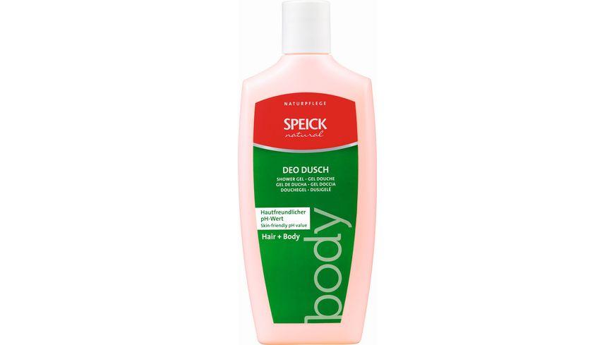 SPEICK Natural Deo Dusch