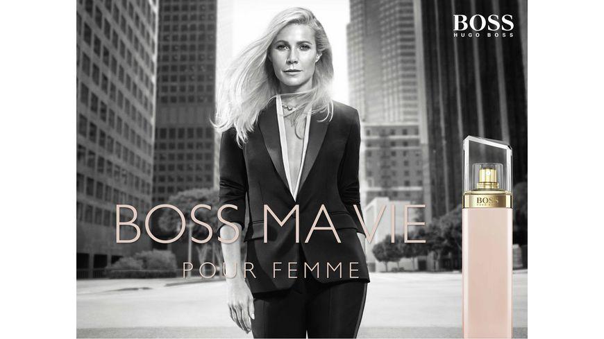 BOSS Ma Vie Pour Femme Eau de Parfum Natural Spray