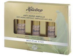 Heliotrop MULTIACTIVE Anti Aging Ampulle