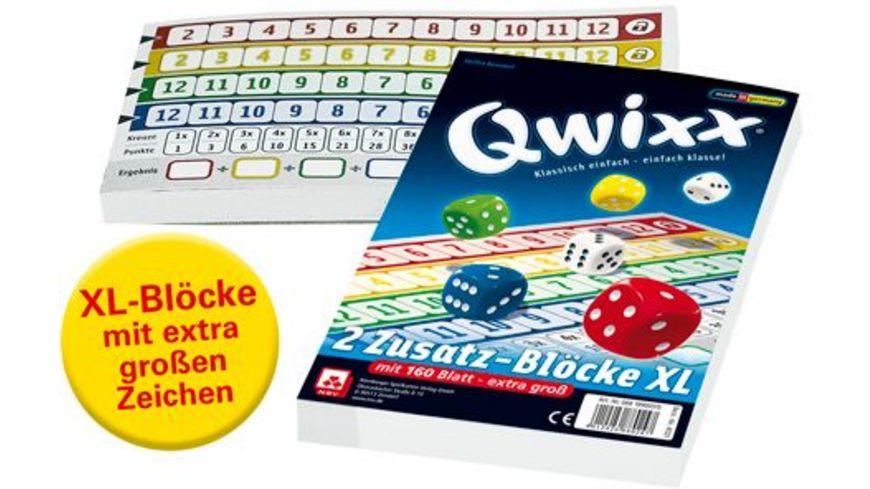 Nuernberger Spielkarten Zusatz Bloecke XL