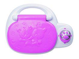 VTech Baby Lern und Musik Laptop pink
