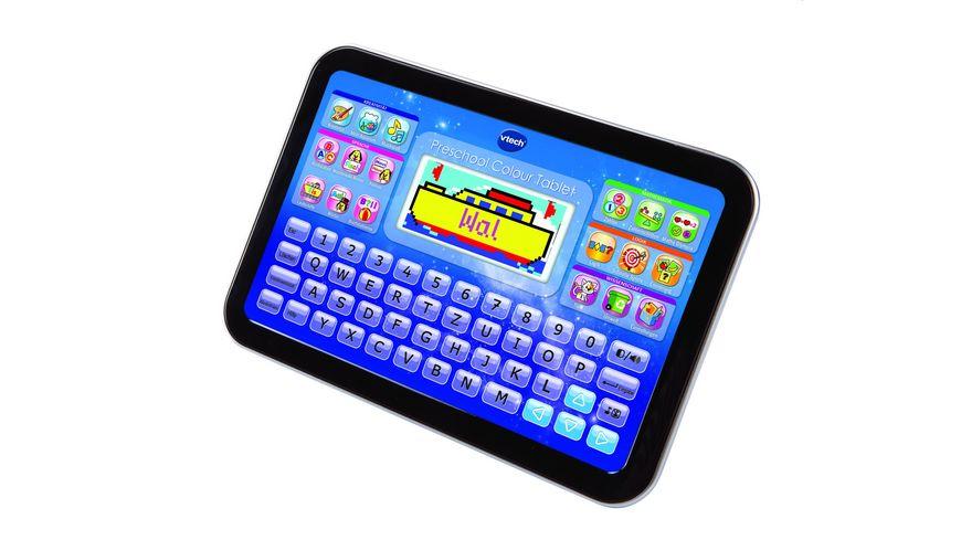VTech Ready Set School Lerncomputer Preschool Colour Tablet