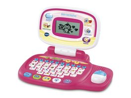 VTech Ready Set School Lerncomputer Mein Lernlaptop pink