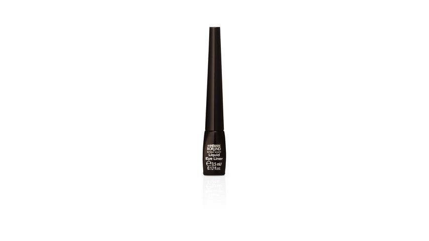 ANNEMARIE BOeRLIND Dekorative Kosmetik Liquid Eye Liner Black