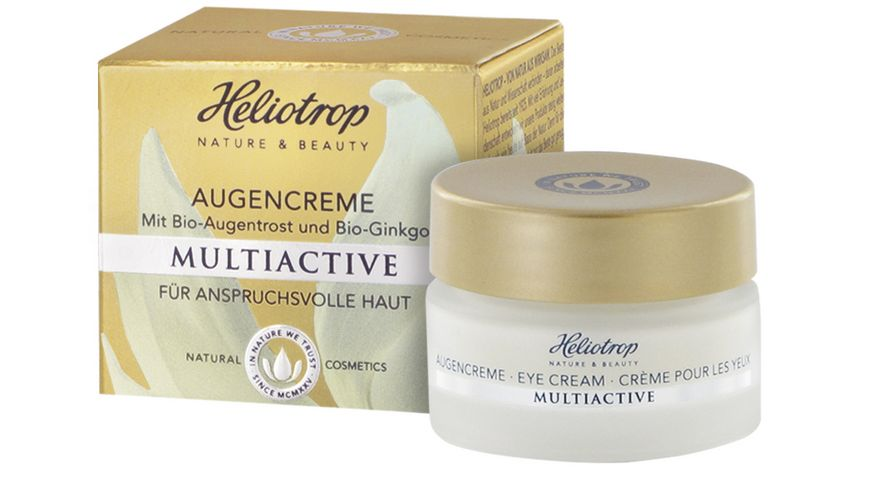 Heliotrop MULTIACTIVE Augencreme