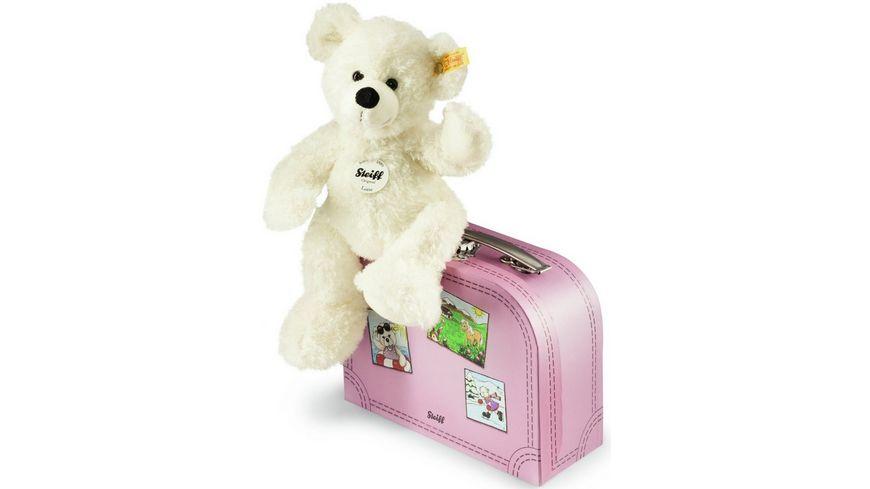 Steiff Lotte Teddybaer im Koffer 28 cm