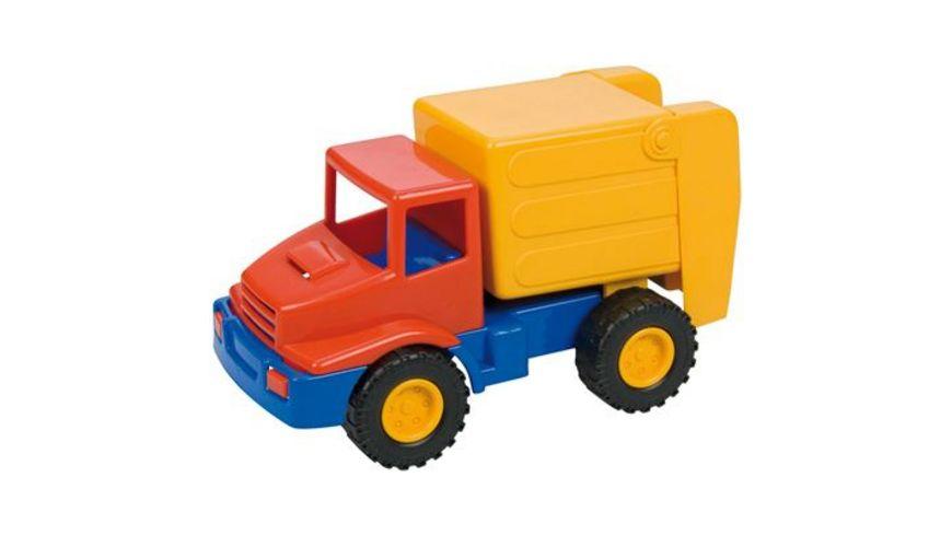 Lena Fahrzeuge Mini Compact 01226 Muellwagen