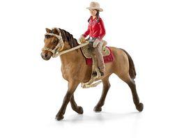 Schleich Horse Club Westernreiterin