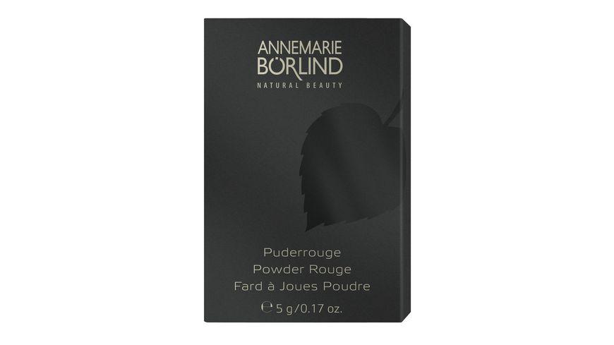 ANNEMARIE BOeRLIND Dekorative Kosmetik Puderrouge