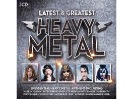 Heavy Metal Latest Greatest
