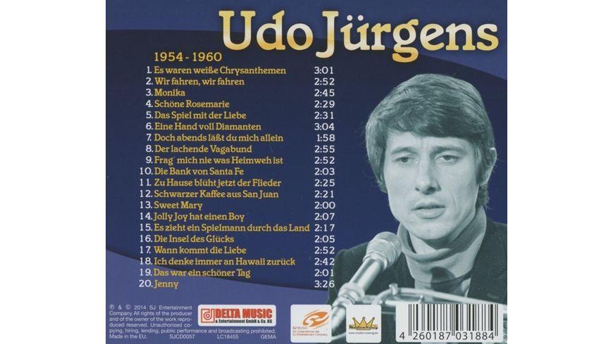 Udo Juergens 1954 1960