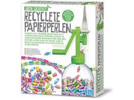 4M Recycelte Papierperlen
