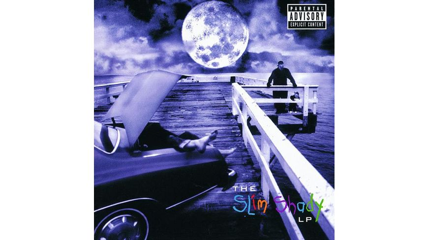 The Slim Shady CD