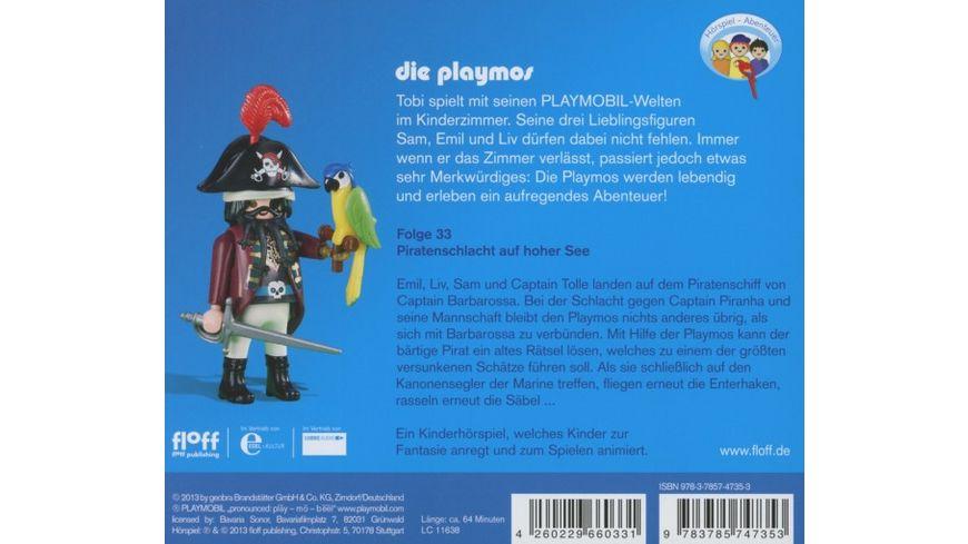 33 Piratenschlacht Auf Hoher See