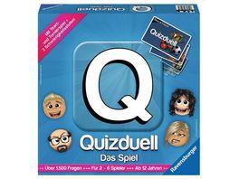 Ravensburger Spiel Quizduell Das Spiel