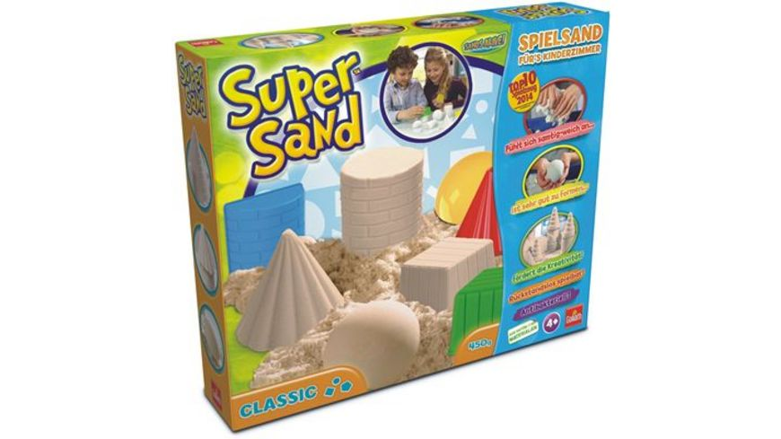 Goliath Toys Super Sand Classic