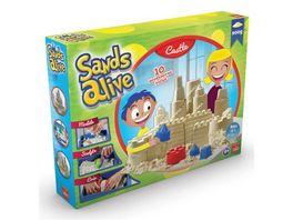 Goliath Toys Super Sand Castle