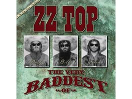 The Very Baddest Of ZZ Top Double Disc Edition