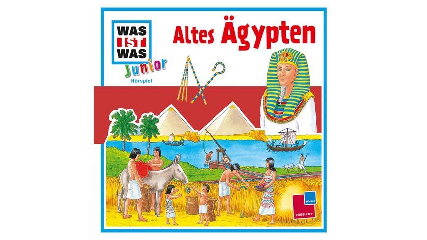 Folge 23 Altes Aegypten
