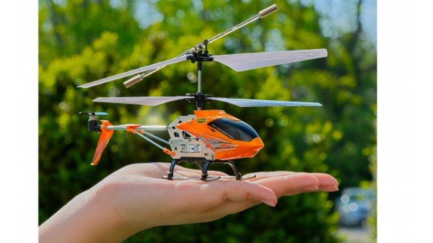 Carson Helikopter Easy Tyrann 180 Sport 3 Kanal IR 100 RTF