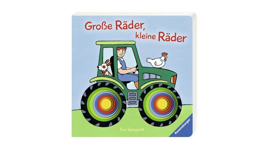 Ravensburger Grosse Raeder kleine Raeder