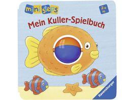 Buch Ravensburger Buch Bliesener Mein Kuller Spielbuch 3 m