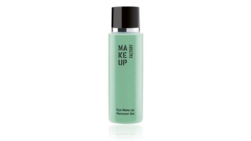 MAKE UP FACTORY Eye Make Up Remover Gel
