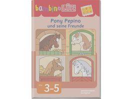 bambinoLUeK Pony Pepino und Freunde