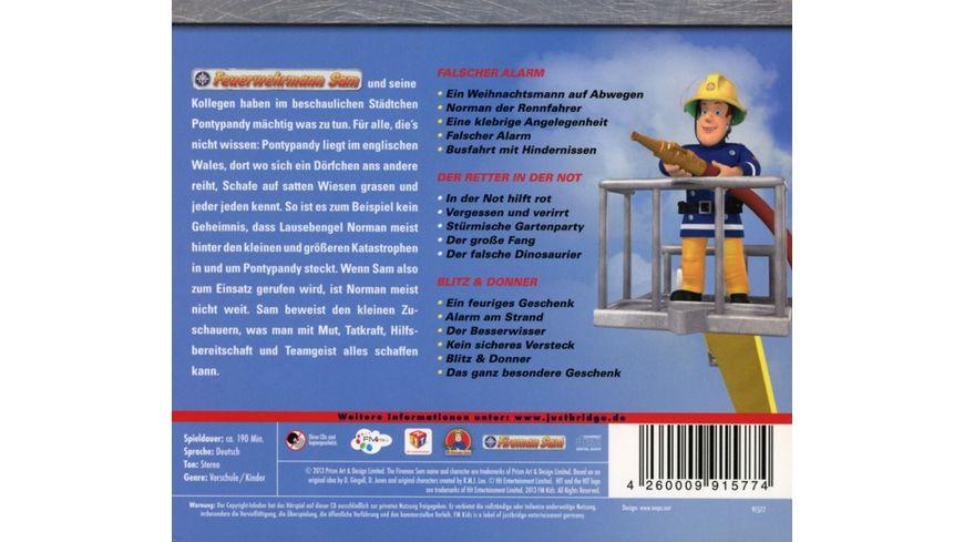 Feuerwehrmann Sam Hoerspiel Box 2