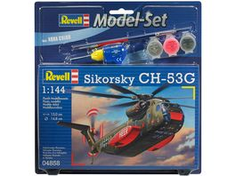 Revell 64858 Model Set CH 53G Heavy Transport