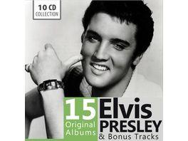 Elvis Presley 15 Original Albums
