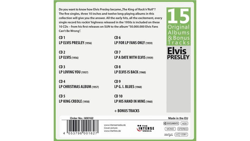 15 Original Albums