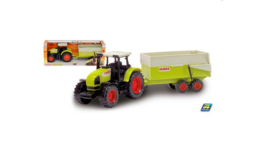 Dickie Farm CLAAS Ares Set