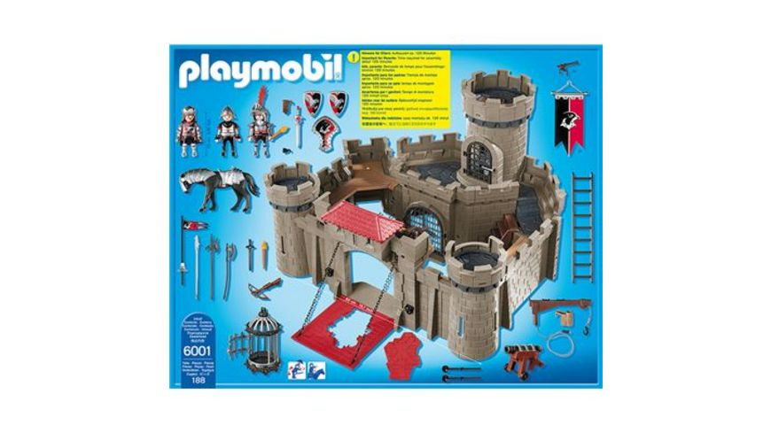 PLAYMOBIL 6001 Knights Falkenritterburg
