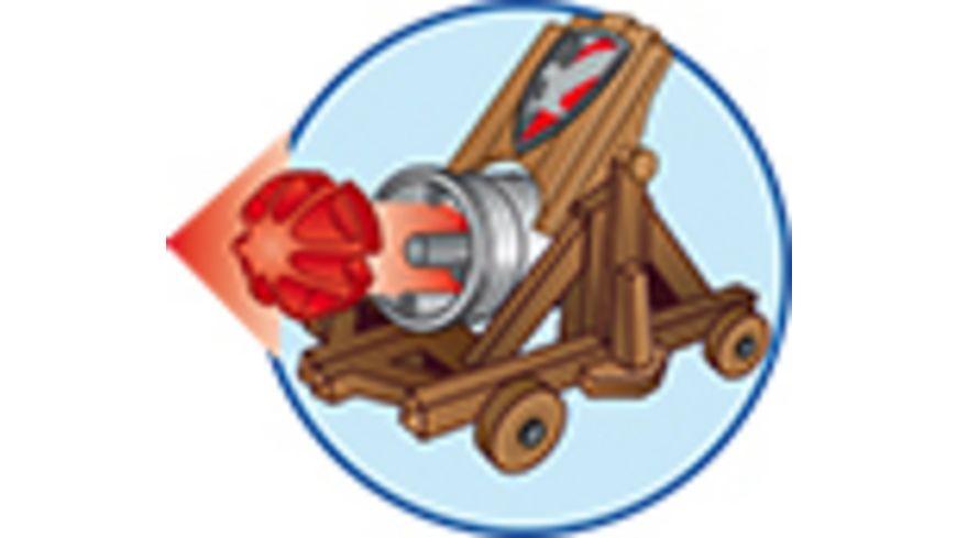 PLAYMOBIL 6038 Knights Riesenkanone der Falkenritter