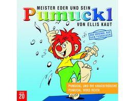 20 Pumuckl Und Die Knackfroesche Pumuckl Wird Reich