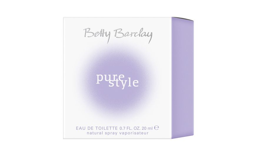 Betty Barclay Pure Style Eau de Toilette