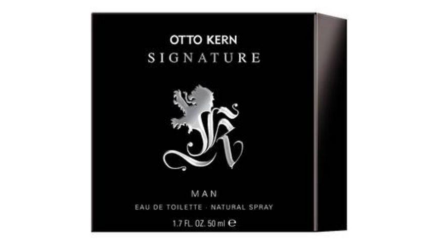 OTTO KERN Signature Man Eau de Toilette