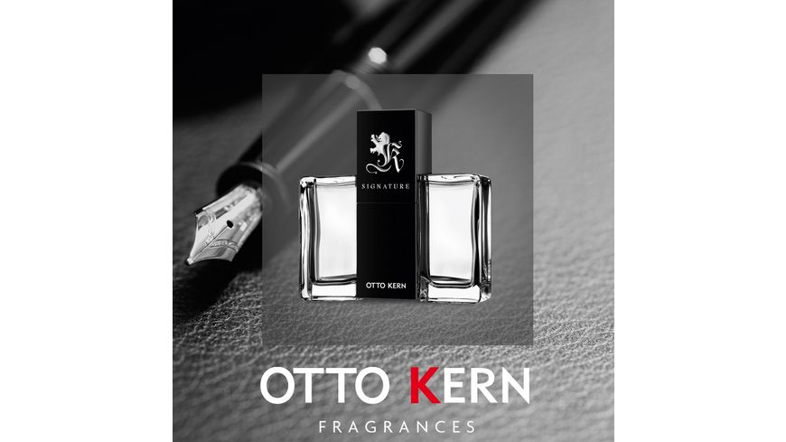 OTTO KERN Signature Man After Shave Lotion