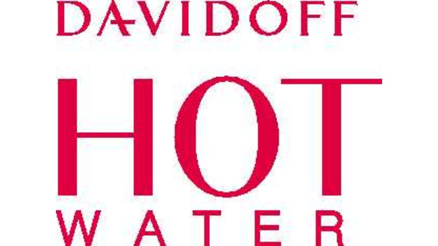 DAVIDOFF Hot Water Eau de Toilette