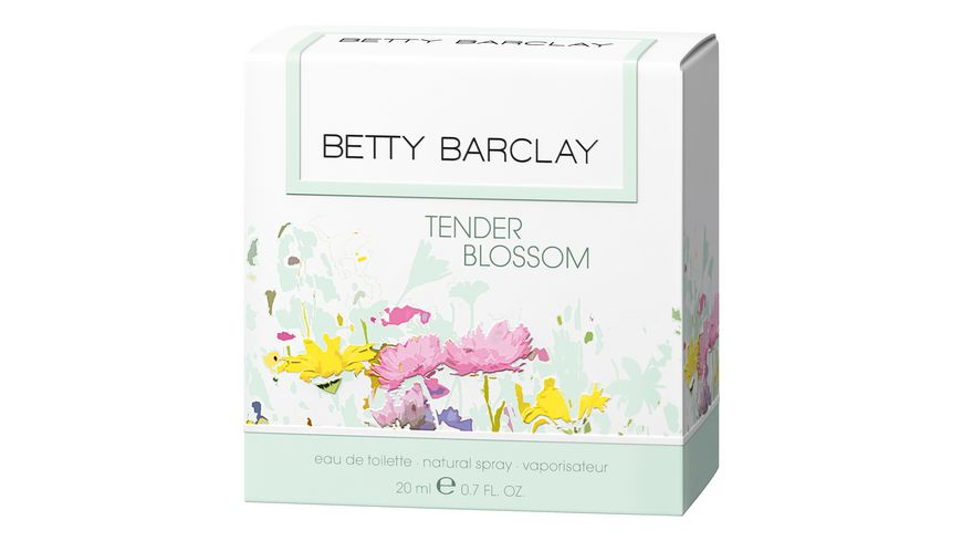 Betty Barclay Tender Blossom Eau de Toilette
