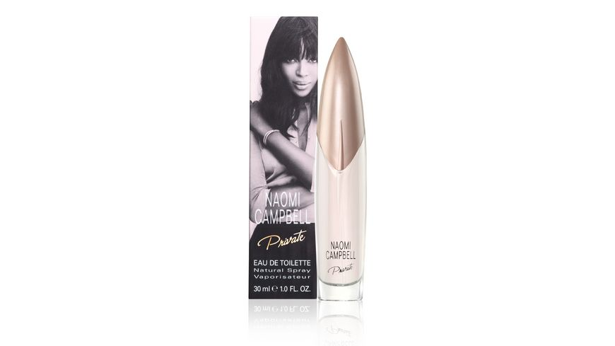 NAOMI CAMPBELL Eau de Parfum Natural Spray