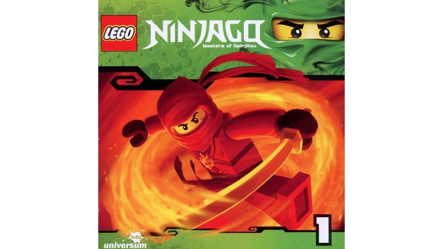 LEGO Ninjago CD 1