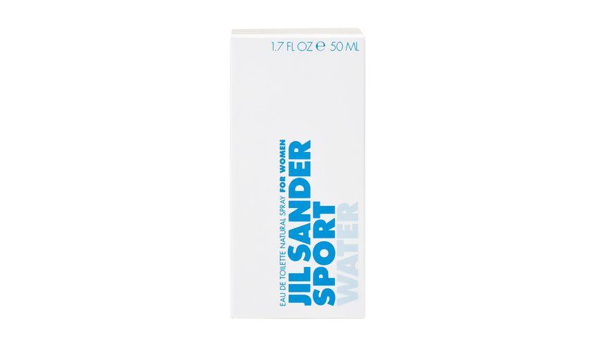 JIL SANDER Sport Water Eau de Toilette