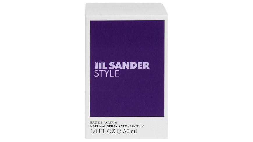JIL SANDER Style Eau de Parfum