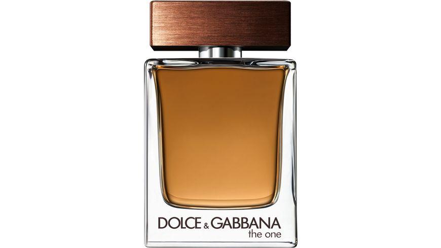 DOLCE GABBANA THE ONE FOR MEN Eau de Toilette