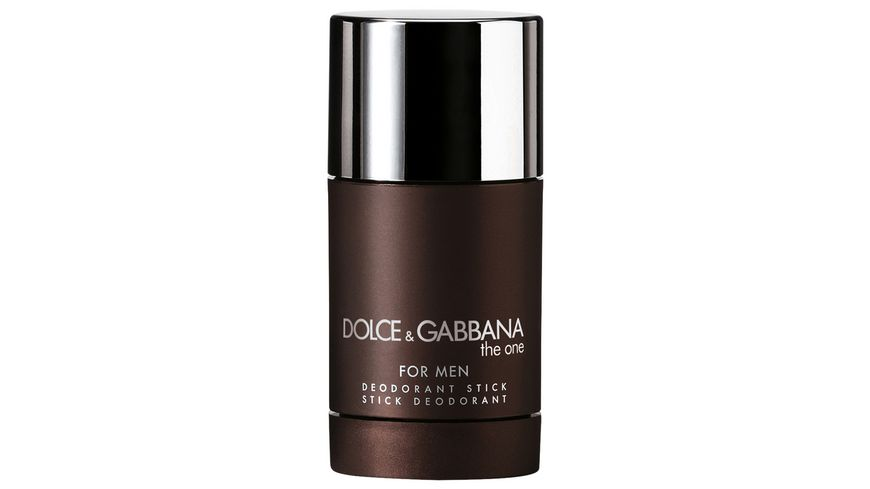 DOLCE GABBANA THE ONE FOR MEN Deodorant Stick