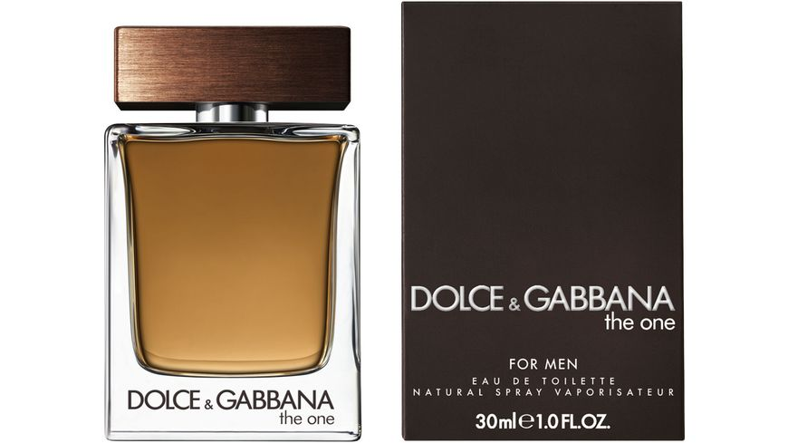 DOLCE GABBANA THE ONE FOR MEN Eau de Toilette
