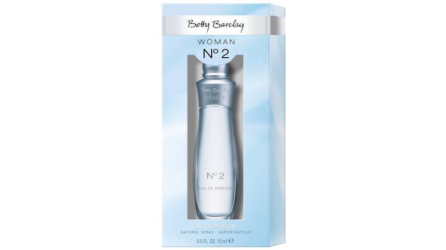 Betty Barclay Woman No 2 Eau de Parfum